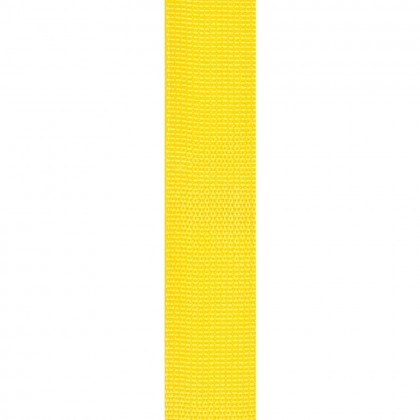 Planet Waves Poly-Pro Guitar Strap, Yellow
