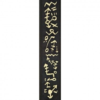Planet Waves Pat Metheny Signature Guitar Strap, Travels
