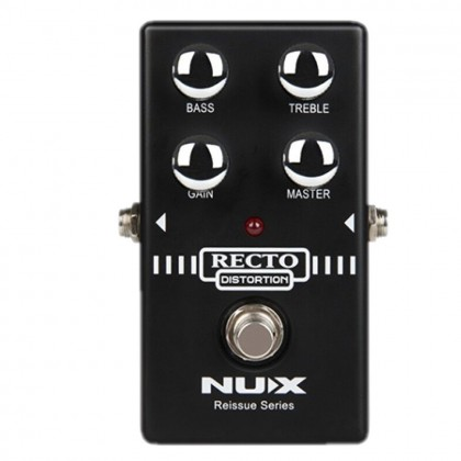 NUX Reissue Series Recto Distortion Pedal