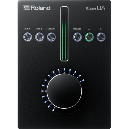 ROLAND UA S10 Audiophile-Grade Interface for Mac and PC