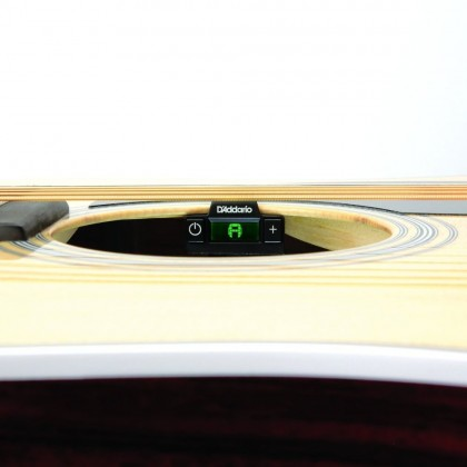 Planet Waves NS Micro Soundhole Acoustic Guitar Tuner