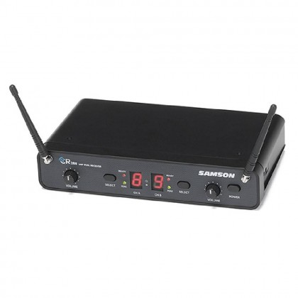Samson ESWC288HQ6 Concert 288 Handheld Dual-Channel Wireless System With Q6 Microphone - I Band