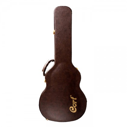 CORT AS E5 ACOUSTIC GUITAR WITH HARD CASE
