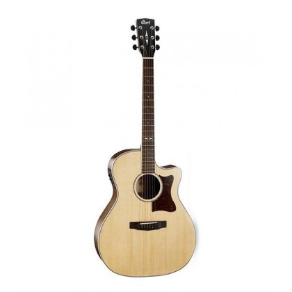 CORT AS M4 ACOUSTIC GUITAR WITH HARDCASE
