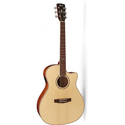 CORT GA-LE PF ACOUSTIC GUITAR (LIMITED EDITION)